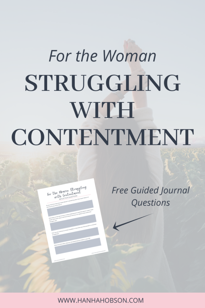 Struggling with contentment, being content, Christian living, Christian Blogger, Faith Blogger, Faith Advice